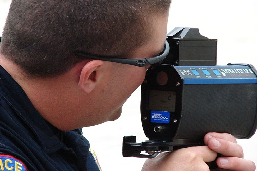 LIDAR Traffic Enforcement