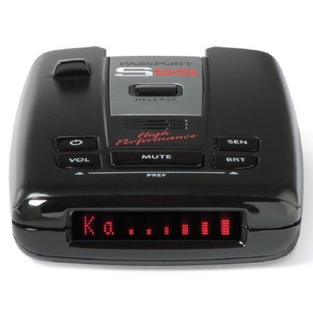 Escort Passport S55 Performance Pro Radar Detector